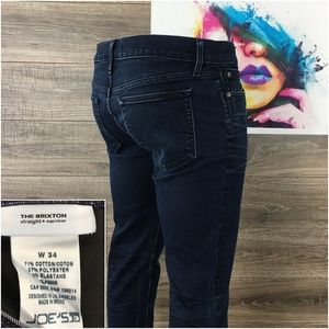 Joes Jeans The Brixton Straight Narrow Mens 34x34